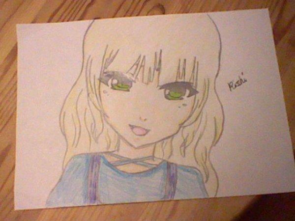 Kisshi en manga