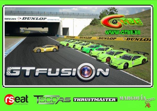 Gran Turismo Belgium - GTBE - GTfusion Gran Turismo World Championship