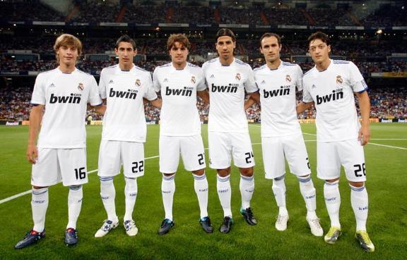 Canales&Di maria&pedro lyon&Sami&Carvalho&Ozil