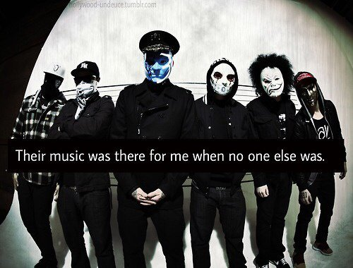 Hollywood Undead <3