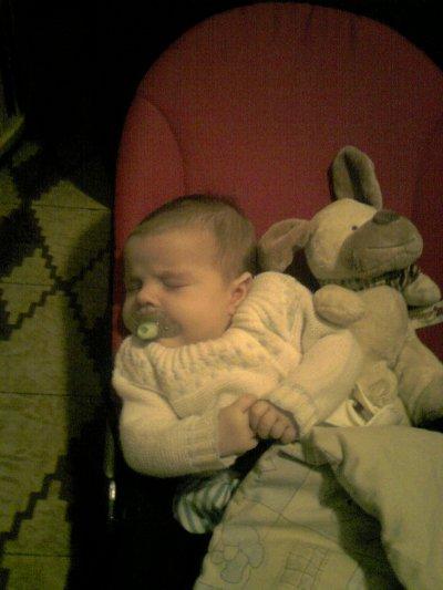 ma soeur la tite derniere: lauryn