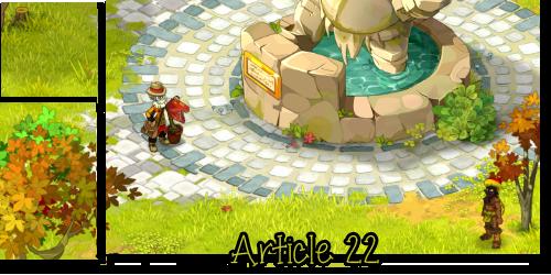 Article 22/ Bien plus qu'un jeux, bien plus qu'une simple personne.