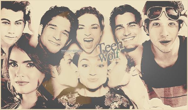 Bienvenue sur ;: « TeenWolf-Network » ..  Le blog qui parlera de la série fantastique TEEN WOLF.