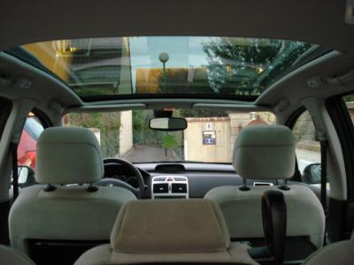 Int rieur 307 sw hdi 2l diesel 110cv pack 2004 for Interieur 307 sw