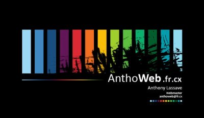 Antho Web, Le site Web de titoufetantho