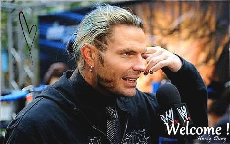 Welcome On Hardy-Diary  He is the Perfection , J.N.H ♥