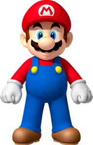 Habille Mario ♥
