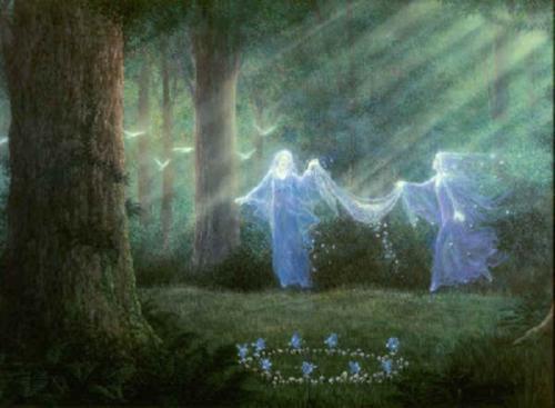 L'ancienne religion des sorcières...