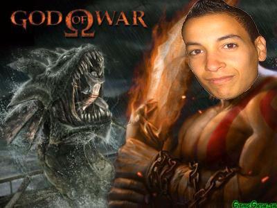 moi en mode god of war