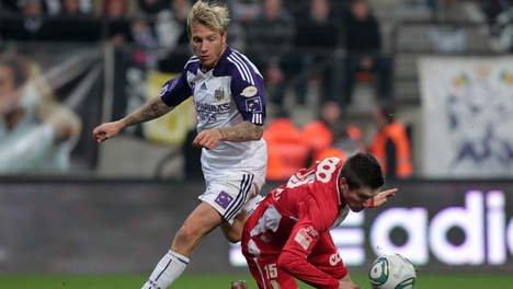 Anderlecht bat le Standard en 3 minutes