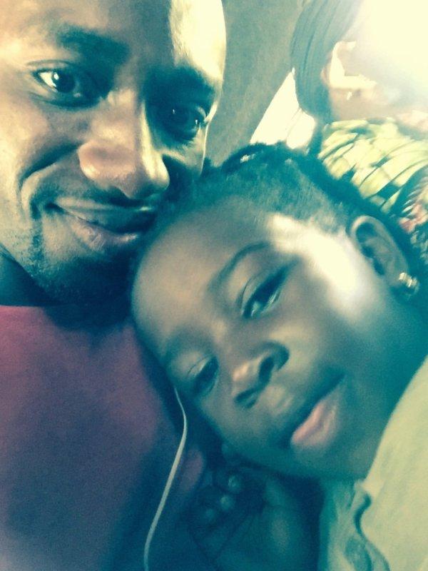 En voyage avec mon ma nièce