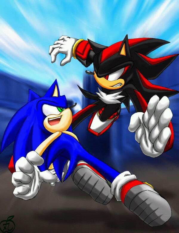 Ma premiere rencontre avec Sonic et tout ses amis partit 1: