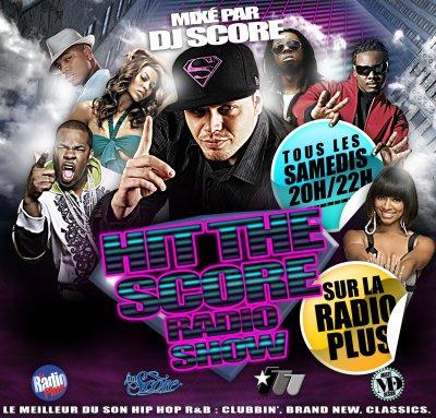 HIT THE SCORE Radio Show Podcast du 22.01.2011