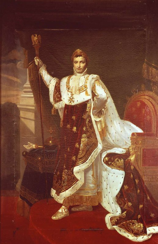 L'Empereur des Français Napoléon Ier (1804-1815)