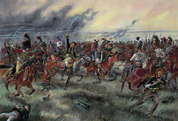 Troisième Coalition : Campagne d'Allemagne : la victoire d'Austerlitz (2 décembre 1805)