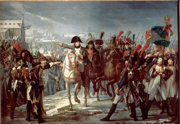 Troisième Coalition : Campagne d'Allemagne : la victoire d'Ulm (20 octobre 1805)