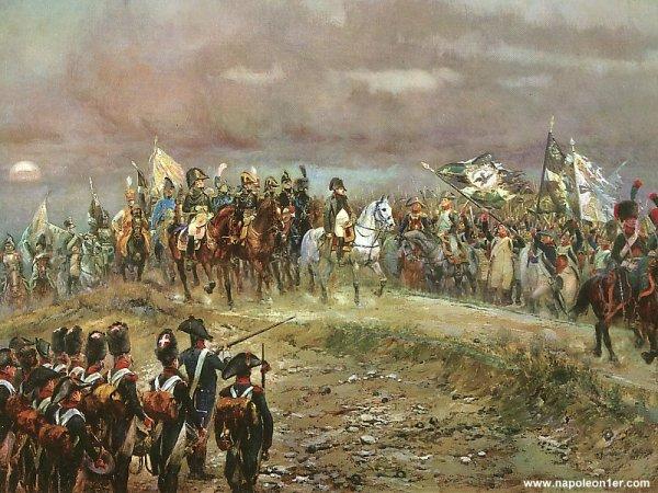 Quatrième Coalition : Campagne de Prusse : la victoire d'Iéna (14 octobre 1806)