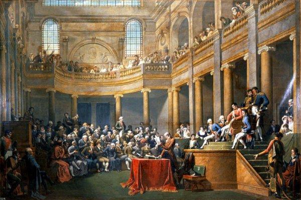 La création des Républiques soeurs (26 janvier 1802)