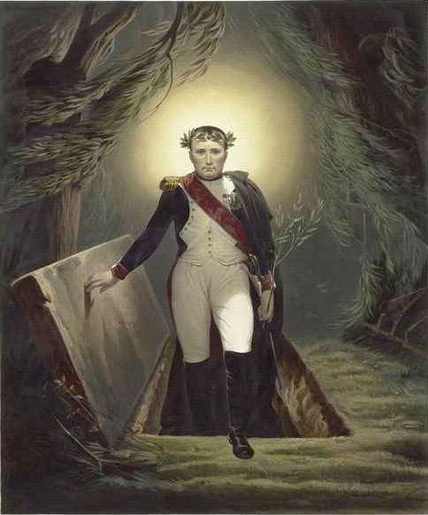 La légende Napoléonienne