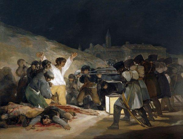 La Guerre d'Espagne (1808-1814) : Partie 1 : le Déclenchement.