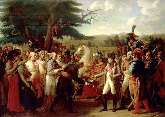Troisième Coalition : Campagne d'Allemagne : la prise de Vienne (14 novembre 1805)