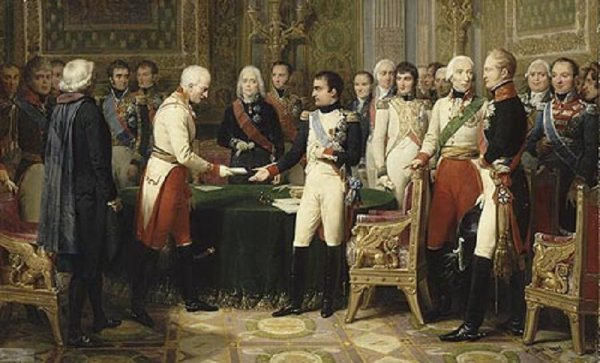 L'entrevue d'Erfurt (27 septembre-14 octobre 1808)