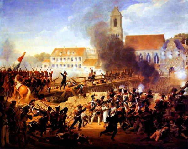 Cinquième Coalition : Campagne de Bavière (19-23 avril 1809)