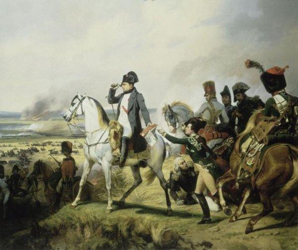 Cinquième Coalition : Campagne d'Autriche : la victoire de Wagram (5 et 6 juillet 1809 )