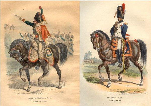 L'armée de Napoléon : partie 4 : la Garde Impériale
