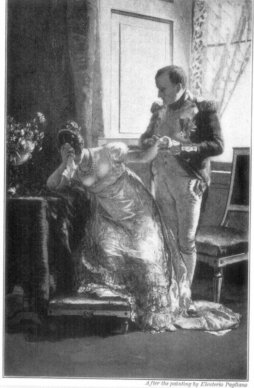 Le divorce avec Joséphine