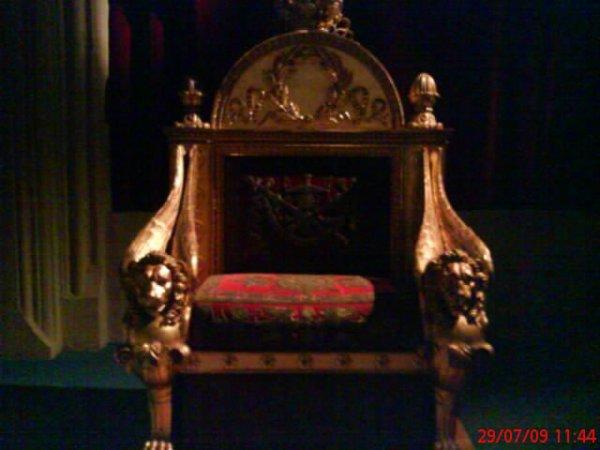Photos de l'exposition :Splendeurs de l'Empire. Autour de Napoléon et de la cour impériale