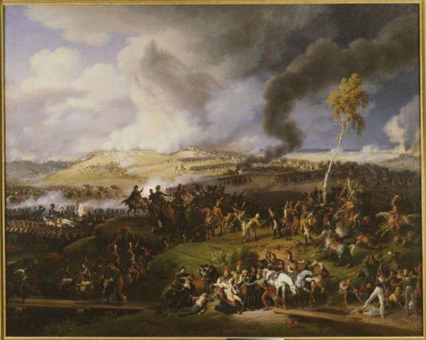 Campagne de Russie : La marche vers Moscou et la bataille de Borodino ou de la Moskova (7 septembre 1812)
