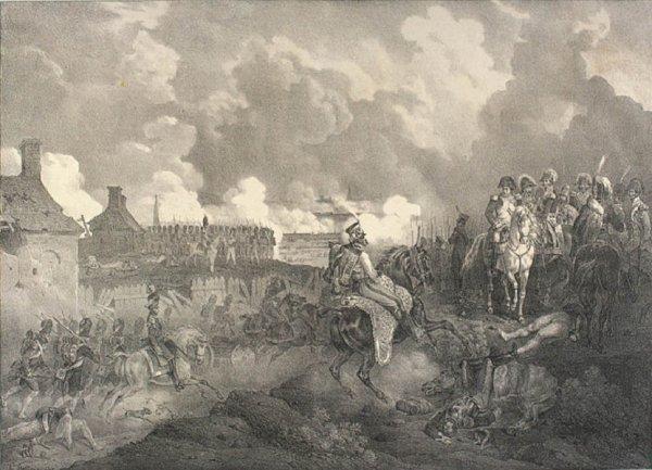 Sixième Coalition : Campagne de Saxe : La première phase de la campagne (mars-juin 1813)