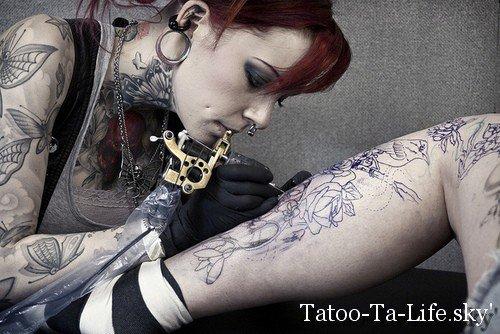 Le métier de tatoueur. En quoi consiste-t-il?