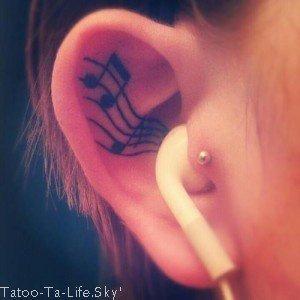Peu importe les notes, en musique, ce sont les sensations produites qui comptent.