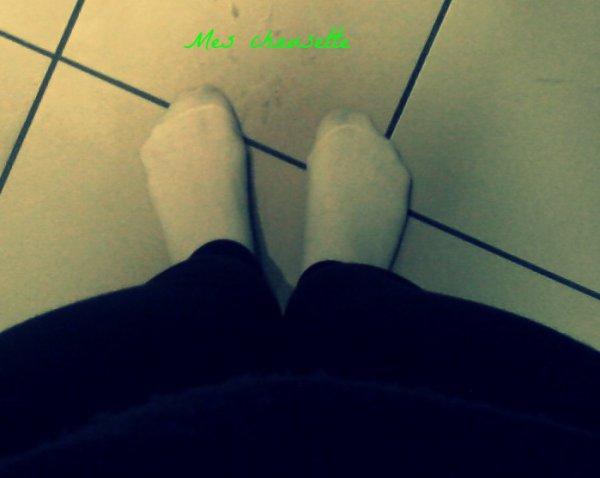Mes chaussette