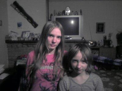 ma soeur et moi jtd soeurette