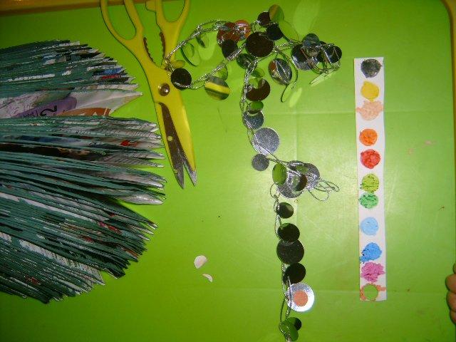Nos bricolages de noël 2012