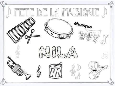 Colorions en Musique