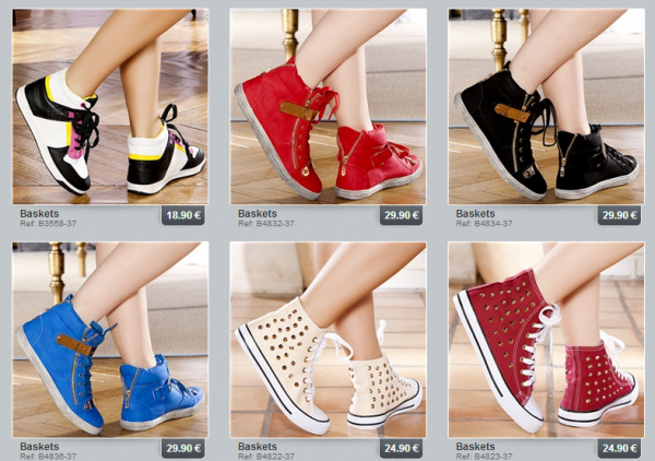 """""""Modatoi"""" : la boutique en ligne de chaussures , vêtements et accessoires magnifiques !!!"""