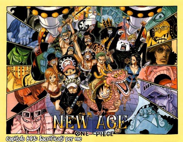 Chapitre 4: Nami réveillée? Arrivée sur l'île! (Fiction One Piece)
