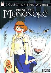 Princesse Mononoke!!!!