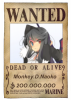 Wanted Naoko