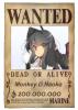 Wanted Naoko