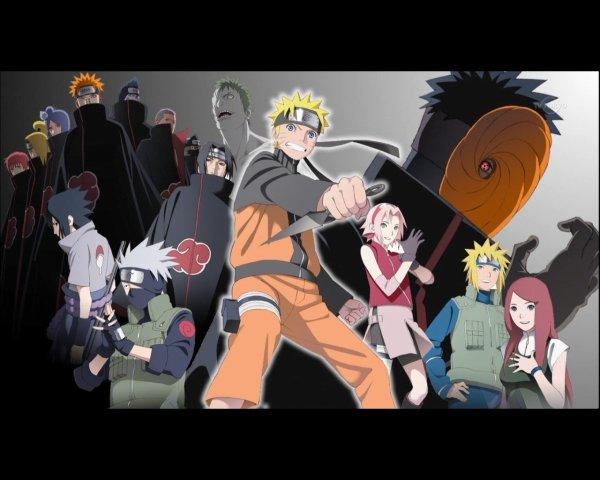 Naruto(shippuden)