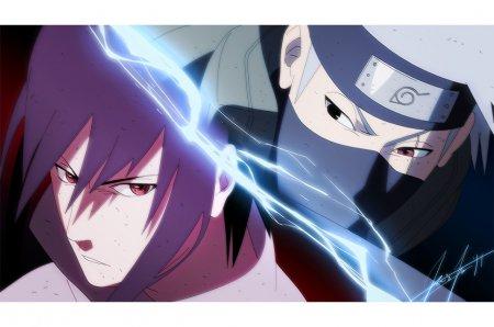 Chapitre 1:  Une guerre sans merci. (fic Naruto Shippuden)