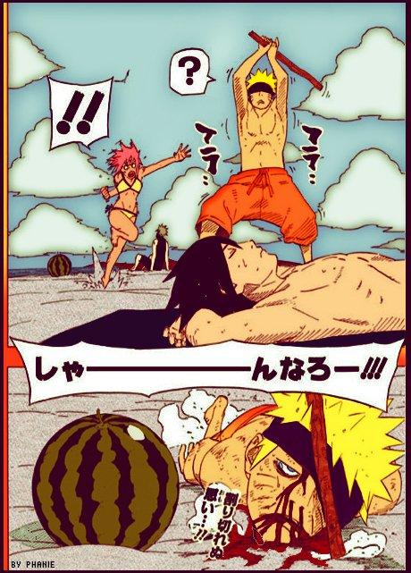 Pauvre Naruto u.u
