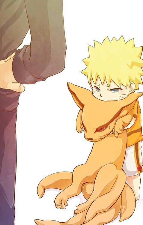 Tiens c'est pour toi Naruto!