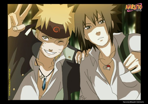 Shcoolfic Naruto