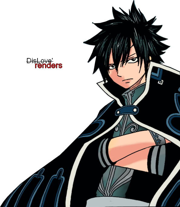 Grey (Fairy Tail)
